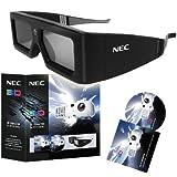 NEC NP01SK3D Starterkit 3D-Brille für NEC 3D-Projektoren