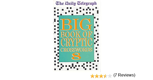 Daily Telegraph Cryptic Crosswords