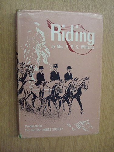 Riding by V D S Williams
