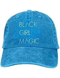 Cowboy Hat Cap Men Women Black Girl Magic QW5144 c2a8dfff065