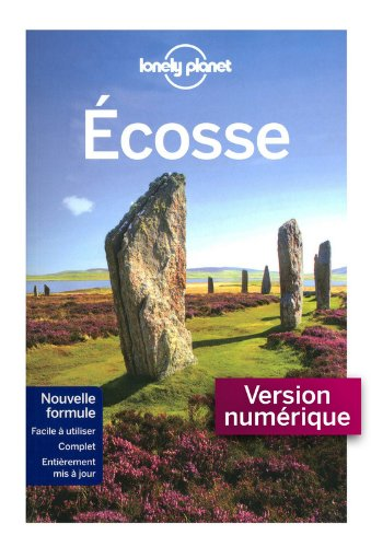 Ecosse (Lonely Planet Country Guides) par Collectif COLLECTIF