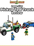 Review: Lego City Pickup Tow Truck Review [OV]