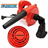 Cheston 2.6m³/min 600watts/15500 RPM 70 miles/hour Electric Air Blower Dust PC Cleaner