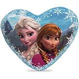 FROZEN - Cojin con forma de corazon de Frozen