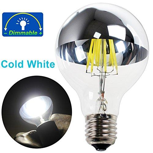 luxon-6w-globe-g80-led-crown-mirror-silver-bulbs-e27-half-chrome-siliver-energy-saving-pure-white-60