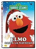 Barrio Sésamo: Elmo Salva La Navidad [DVD]