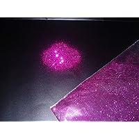 Rosa Metalizado Flakes Glitter metal Flakes Efecto Plasti DIP–Barniz 2K gellack esmalte de uñas