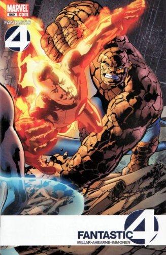 Fantastic Four #569A