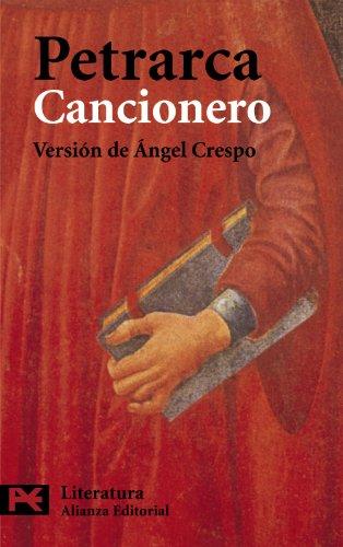 Cancionero (El Libro De Bolsillo - Literatura)