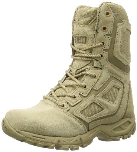 Magnum Elite Spider 8.0, Unisex-Erwachsene Combat Boots, Beige (Desert Tan 011), 43 EU (9 Erwachsene UK)