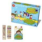 Price Toys Horrid Henry Game Collection - Favourite Things Board Game and Truly Horrid Card Game (Board Game/Card Game)