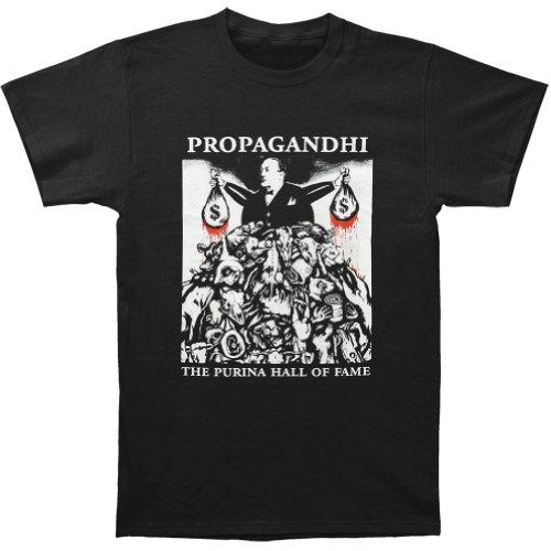yustery-propagandhi-da-uomo-purina-hall-of-fame-colore-nero-4black-m