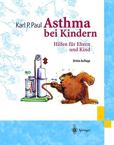 Asthma bei Kindern: Hilfen für Eltern und Kind