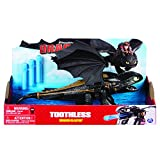 DreamWorks Dragons 6044144 Blaster-Ohnezahn/Toothless Actionfigur
