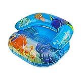Chaises De Jeu Best Deals - Disney Pixar Finding Dory Nemo Enfants Chaise Gonflable canapé canapé PVC enfants - , Single, Bleu