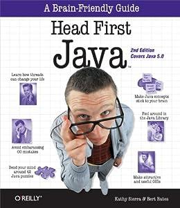 Head First Java von [Sierra, Kathy, Bates, Bert]