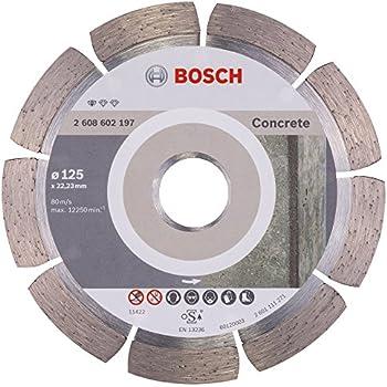 f/ür extrem hartes Gestein, /Ø: 230 mm, Zubeh/ör f/ür Winkelschleifer Bosch Professional Diamanttrennscheibe