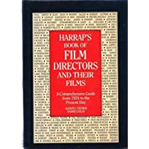 Harrap's Book of Film Directors and Their Films