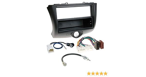 gaixample.org Accessories and Radio Fascia/Frame Black Toyota ...