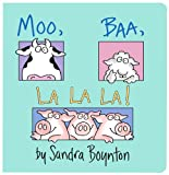 Moo Baa La La La (Boynton Board Books)