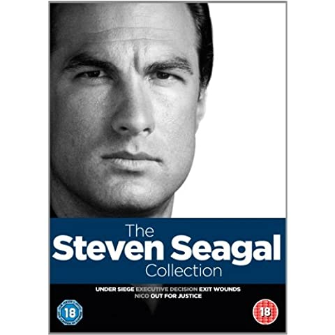 Steven Seagal Legacy 2011 - Under Siege / Executive Decision / Exit Wounds / Nico / Out For Justice