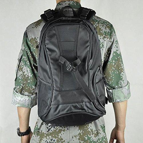 Wasserdicht stoßfest Doppel Schulter Tasche fotografie Rucksack 48 * 29 * 22 cm, rot Rot