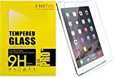 iPad Air / iPad Air 2 - PANZER GLAS PRO+ :: 9H PREMIUM NANO DISPLAY SCHUTZ GLAS FOLIE , Härtegrad - INDEX 9H, 0,3 mm, 2.5D, i-tecfox