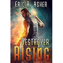 Destroyer Rising (Vesik Book 5)