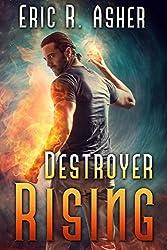 Destroyer Rising (Vesik Book 5) (English Edition)