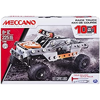 Meccano 6027019 Construction Tracteur Jeu De Junior xtQshdCrB