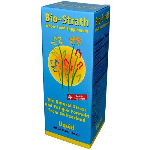 Bio-Strath, Bio-strath Elixir, 100ml - Verteidigung Behandlung