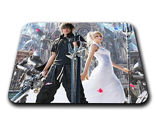 Instabuy Mousepad and Luna Noctis Final Fantasy XV (A) - FF15 Mouse Pad