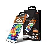 Produkt-Bild: Les protecteurs d'écran avant HD anti-rayures Crystal Clear Executive Brilliant Samsung S5 avec Easy applicateur pour Samsung Galaxy S5