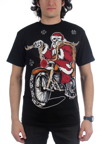 Metal Mulisha - Männer Slay Ride-T-Shirt Black