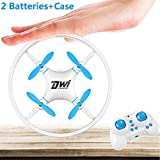 Dwi Dowellin Mini Drone with Altitude Hold 360° Flips Rolls Headless Mode One