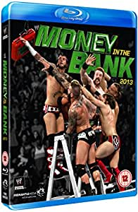 WWE: Money In The Bank 2013 [Blu-ray]