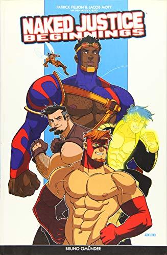 Naked Justice Beginnings: Class Comics