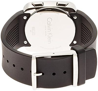 Calvin Klein CK K5C21TD1 Future Digital Reloj Hombre de Calvin Klein CK