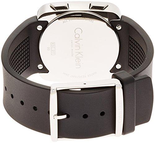 9672619a49ec Calvin Klein CK K5C21TD1 Future Digital Reloj Hombre de Calvin Klein ...
