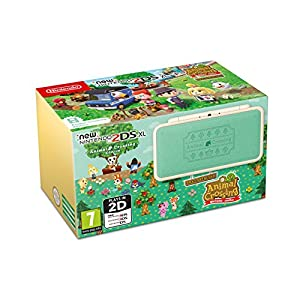 New Nintendo 2DS XL Animal Crossing Edition + Animal Crossing: New Leaf – Welcome amiibo