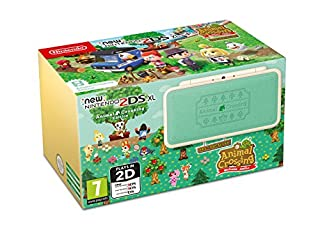 New Nintendo 2DS XL Animal Crossing + Animal Crossing Welcome amiibo (Preinstalado) (B07DVWPV3V) | Amazon price tracker / tracking, Amazon price history charts, Amazon price watches, Amazon price drop alerts