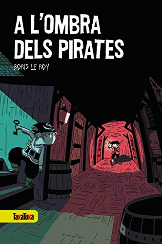 Portada del libro A l'ombra dels pirates