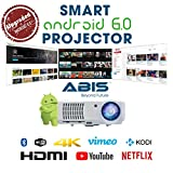 HD Projector Smart WiFi LED Projector - HD Review and Comparison