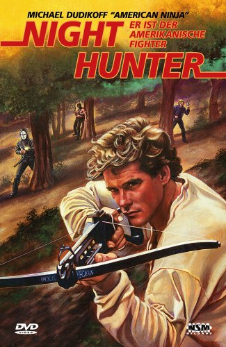 Night Hunter - Avenging Force - Uncut - große Hartbox Cover B limitiert auf 250 Stück