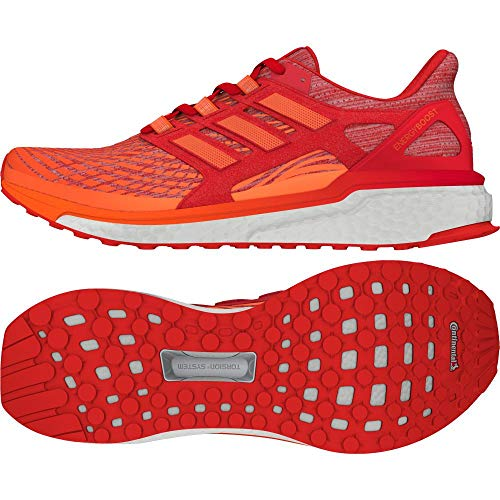 the best attitude 74bcf 8b18e Adidas Energy Boost W, Zapatillas de Trail Running para Mujer, Naranja  (Naalre
