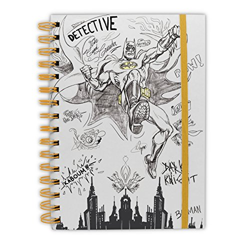 ABYstyle-Abynot004 Dc Comics Notebook Graphic Batman, ABYNOT004