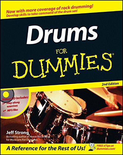 Drums For Dummies (2Nd Edition) por Jeff Strong
