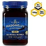 Haddrell's of Cambridge | Miel de Manuka UMF 20+ | Nouvelle-Zélande Naturels De...