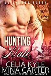 Hunting a Mate (BBW Paranormal Shapeshifter Romance) (Quick & Furry Book 6) (English Edition)