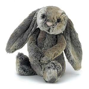 Jellycat - Lapin en peluche - Bashful Cottontail Bunny Small